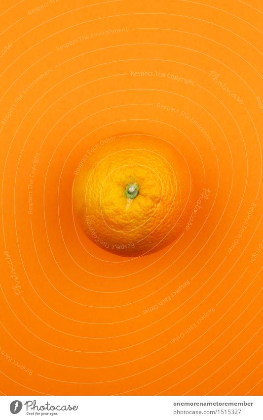 Jammy Orangenhaut auf Orange Foodfotografie Kunst Design Frucht orange frisch ästhetisch lecker Erkältung Kunstwerk saftig knallig intensiv vitaminreich
