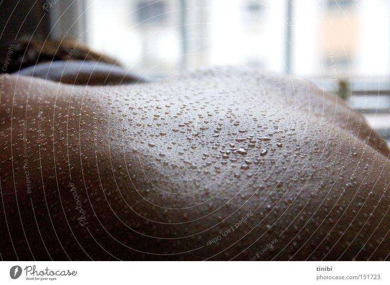 perlen_ Sommer Arbeit & Erwerbstätigkeit nackt maskulin Rücken Asien heiß anstrengen Schweiß Shanghai China