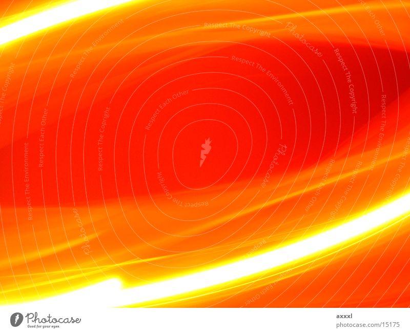 Leuchtspur2 Licht Langzeitbelichtung Linie