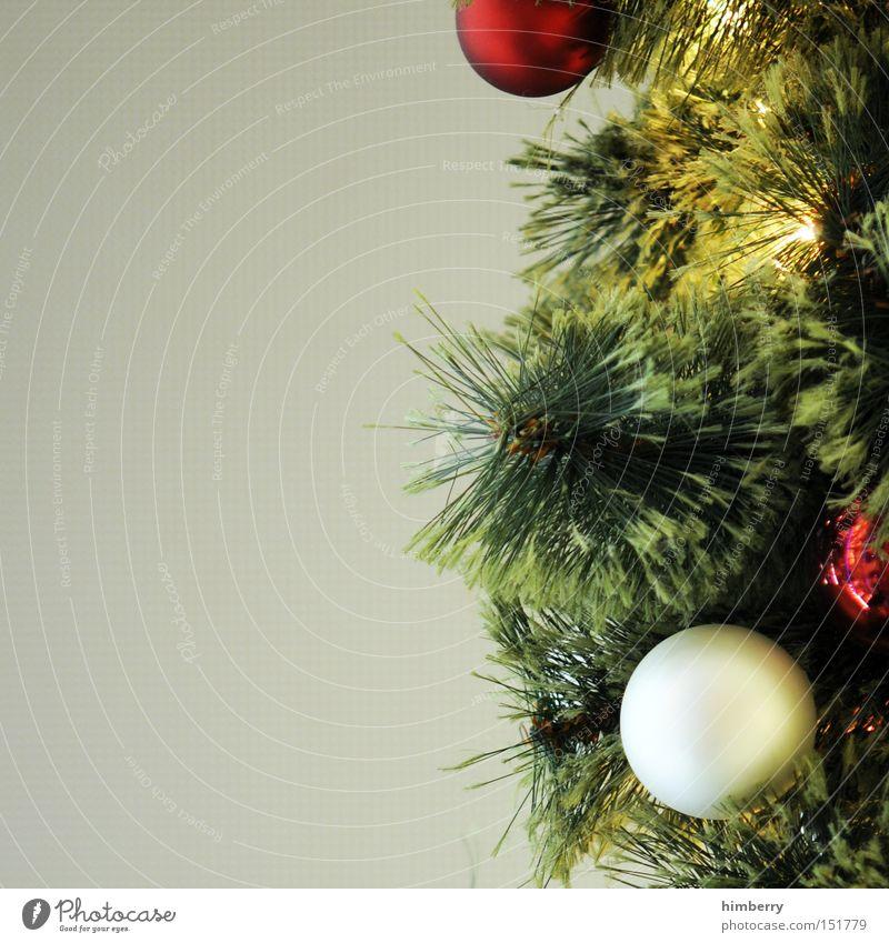 treeberry Weihnachten & Advent Weihnachtsbaum Feste & Feiern Dekoration & Verzierung Weihnachtsdekoration Baumschmuck Christbaumkugel Tanne Adventskranz