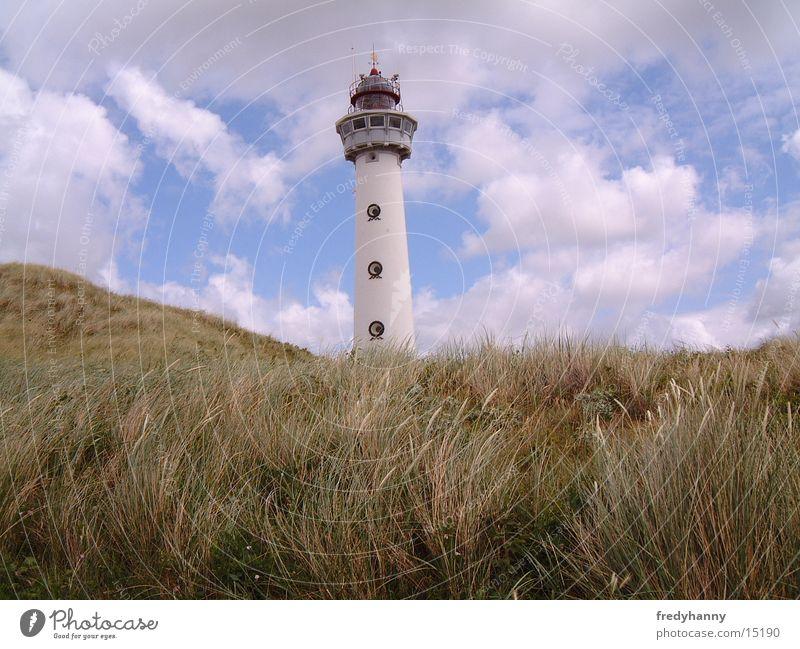 Leuchtturm Küste Architektur Turm Niederlande