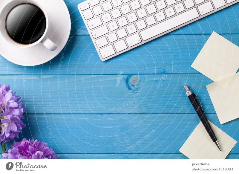 Büro Getränk Kaffee Espresso Wohnung Schreibtisch Tisch Bildung Schule lernen Berufsausbildung Studium Arbeit & Erwerbstätigkeit Büroarbeit Arbeitsplatz