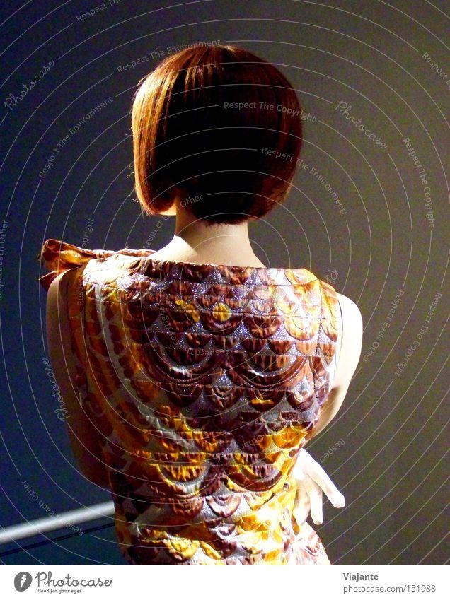 synthetic model Frau abweisend Wut Bekleidung Ärger Ölsardine Mode