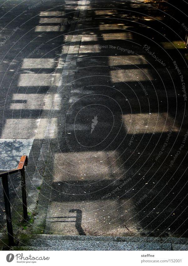 Schnittmuster Boden Bürgersteig Fußweg Verkehrswege Basteln