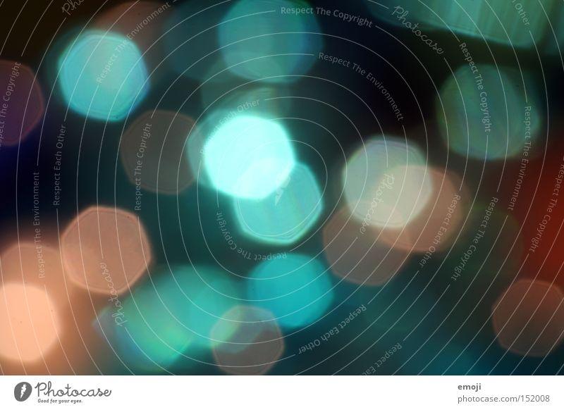 ° Licht Lichtfleck Lichtpunkt Unschärfe Punkt zart obskur dots