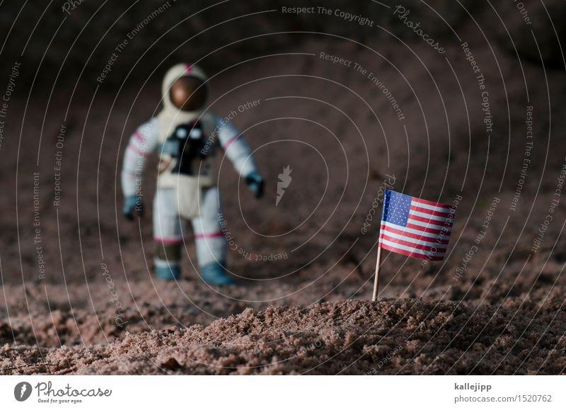 der marsianer Mensch Natur rot Landschaft Umwelt Leben Erde Erfolg Zukunft Abenteuer USA Fahne Wissenschaften Flugzeuglandung Amerika Mond
