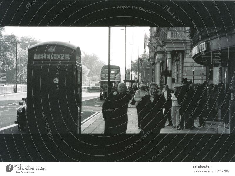 london2 Mensch Straße Geschäftsleute London England