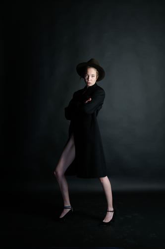 jup, das passt Mensch Frau Jugendliche Junge Frau Erotik Erwachsene feminin Stil Lifestyle Kunst Mode Design elegant Körper modern Fotografie