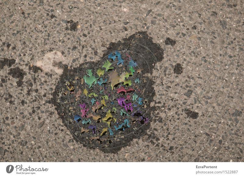 oily street photography schwarz Straße Wege & Pfade grau dreckig Asphalt Fleck Verkehrswege Umweltschutz Erdöl Umweltverschmutzung Umweltschaden Umweltsünder