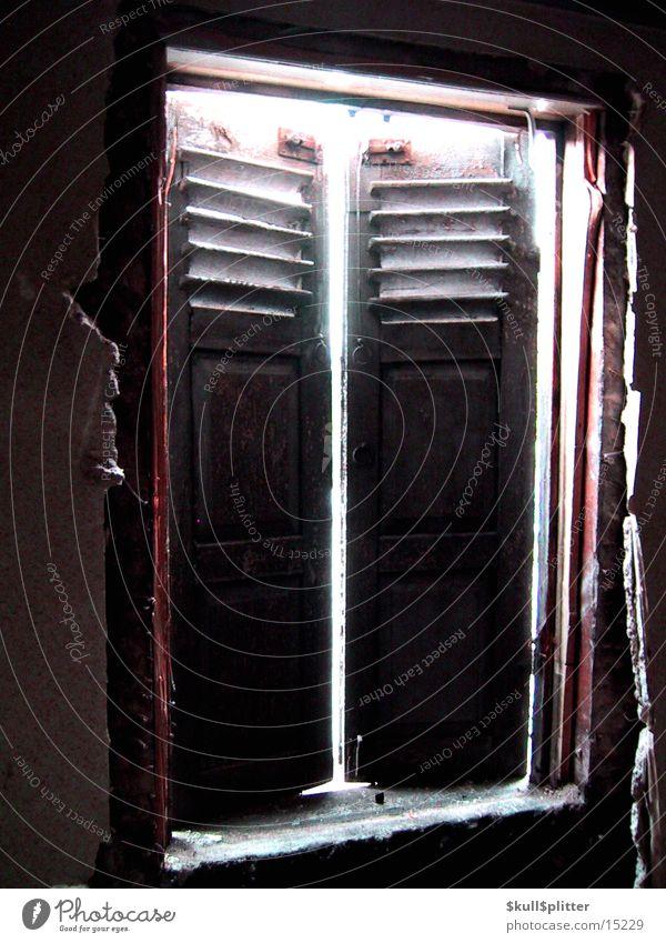 Fenster Demontage Licht Haus Architektur Sonne