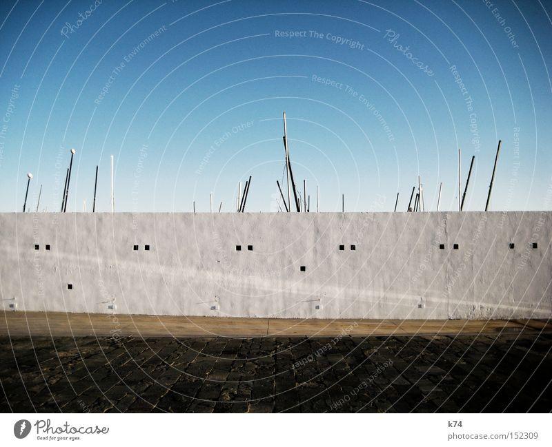 Geborgensein Hafen Schatten Segel Wasserfahrzeug Sicherheit Geborgenheit Portwein Sicherung Mauer Schutz Vertrauen Obhut Gefahrlosigkeit
