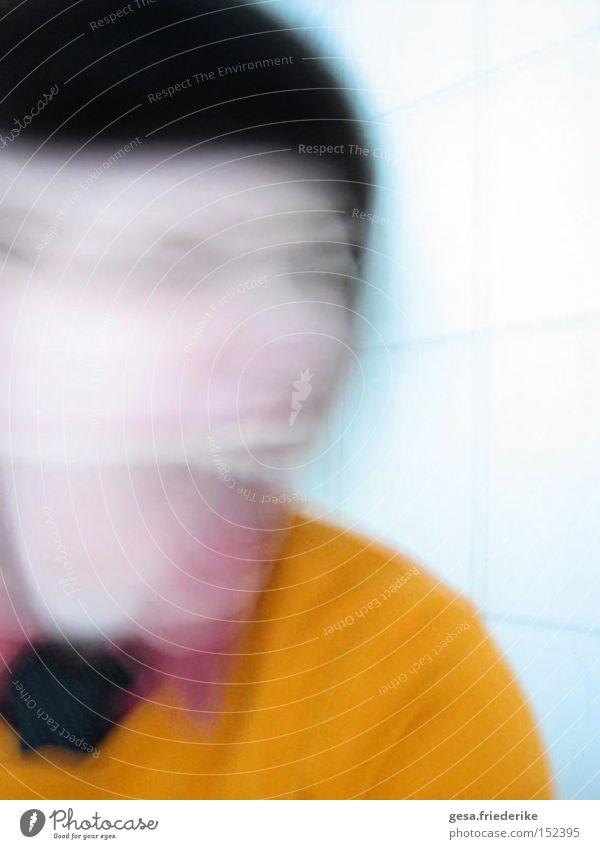effect.hascherei Frau Mensch weiß kalt Bewegung Trauer schreien Verzweiflung Aggression Frustration Hoffnungslosigkeit Verwirbelung unruhig Licht verfehlen
