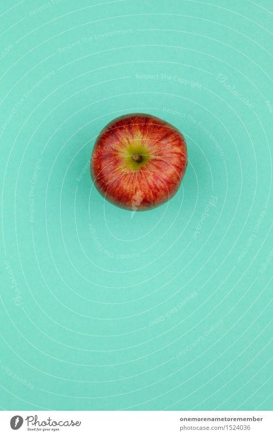 An Apple A Day Kunst Kunstwerk ästhetisch Apfel Apfel der Erkenntnis Apfelernte Apfelsaft Apfelschale Apfelstiel Apfelkompott Ernte rot mehrfarbig 1 Farbfoto