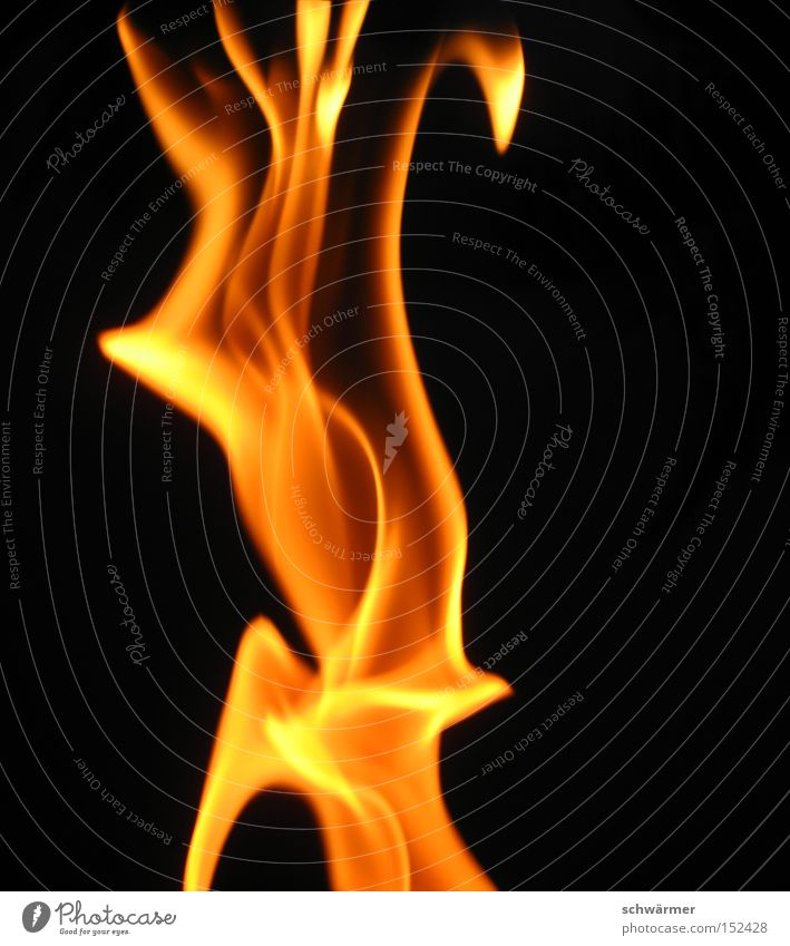 Meet Shoe Black Schuhe Brand Feuer gelb hell dunkel Kontrast heiß Wärme Elektrizität Energie Luft schwarz Glut