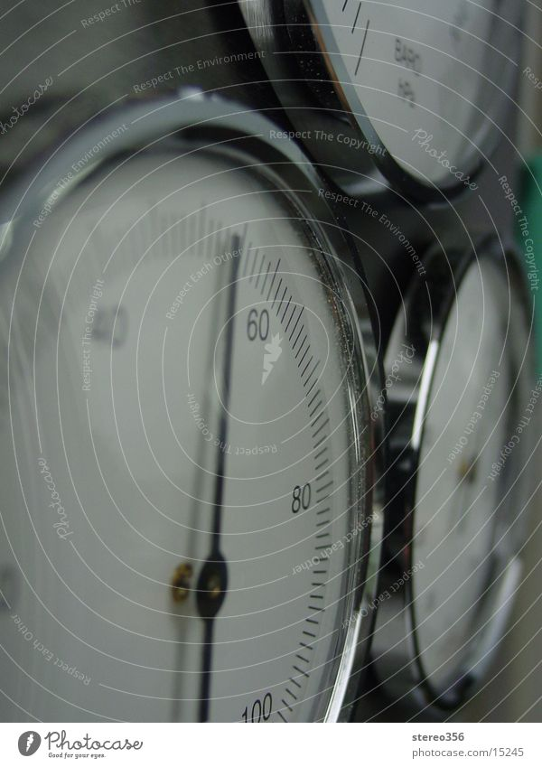 Moist Technik & Technologie Anzeige Skala Uhrenzeiger Elektrisches Gerät