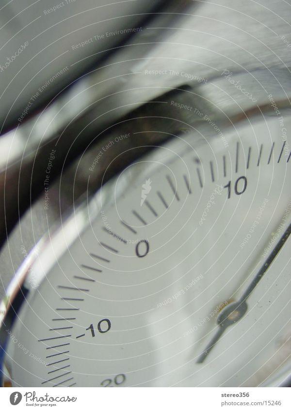 LowTemp Skala Grad Celsius Elektrisches Gerät Technik & Technologie Thermometer Uhrenzeiger