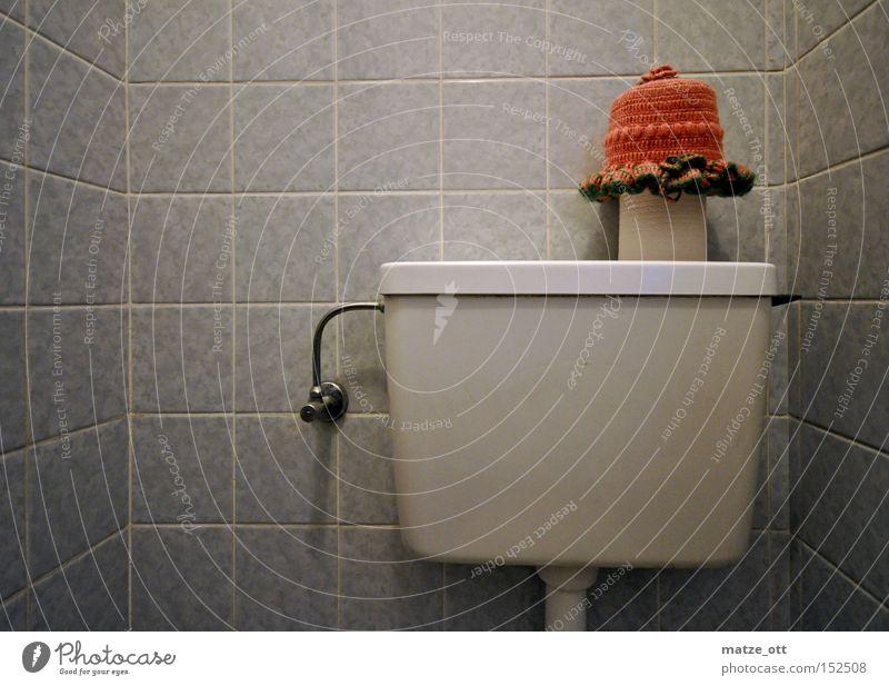 Örtchen Toilette Toilettenpapier Bad Toilettenspülung Dekoration & Verzierung 00 WC-Spülung