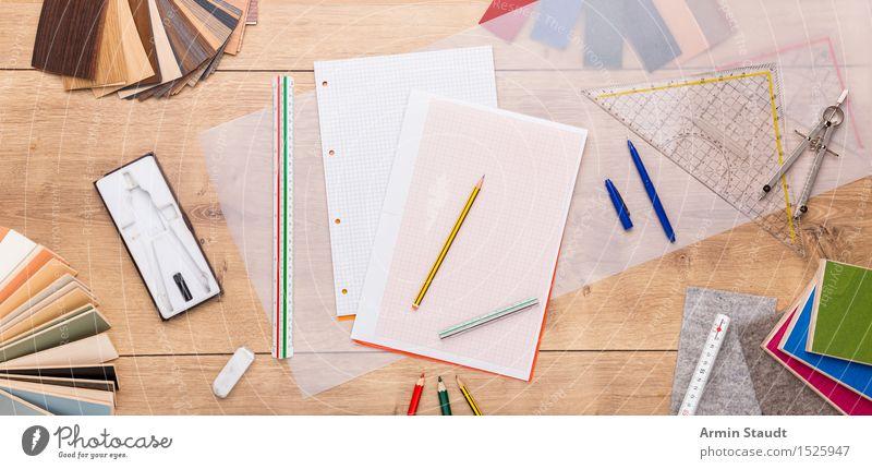 Entwurf - Stillleben Design Freizeit & Hobby Basteln Modellbau heimwerken Häusliches Leben Renovieren Innenarchitektur Bildung lernen Arbeitsplatz Büro Handwerk