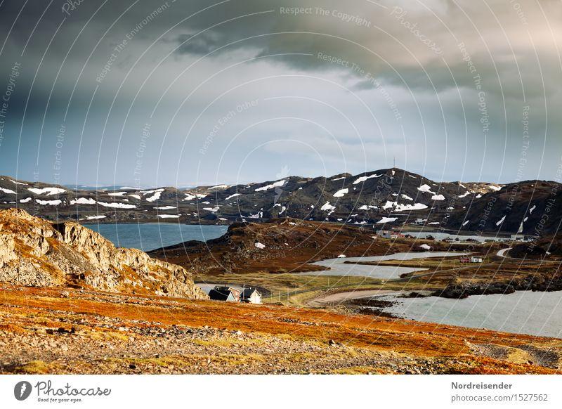Nach dem Regen Ferien & Urlaub & Reisen Ferne Natur Landschaft Urelemente Erde Luft Wasser Himmel Wolken Gewitterwolken Frühling Klima Wetter Felsen