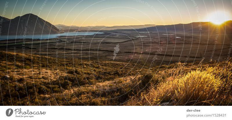 Berg am See Ferien & Urlaub & Reisen Ferne Freiheit Sommer Sonne Insel Berge u. Gebirge Umwelt Natur Landschaft Pflanze Tier Erde Wasser Himmel