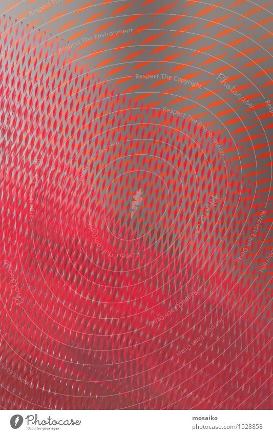grid rot Hintergrundbild Stil Kunst grau außergewöhnlich rosa Design Zufriedenheit elegant modern ästhetisch fantastisch einfach Grafik u. Illustration Gemälde