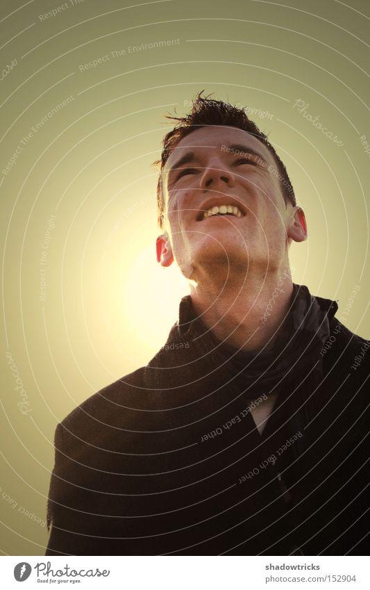 Suchen und Finden Mensch Mann Himmel Wärme Religion & Glaube Kraft Frieden Gott finden Philosophie