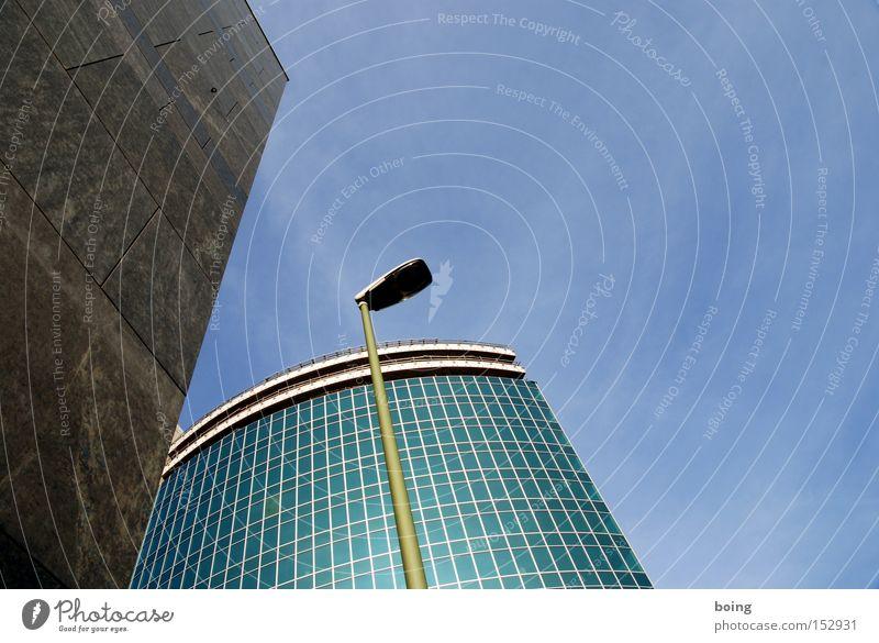 ter Lampe Beleuchtung Hochhaus Laterne Sportveranstaltung Straßenbeleuchtung Konkurrenz Glasfassade