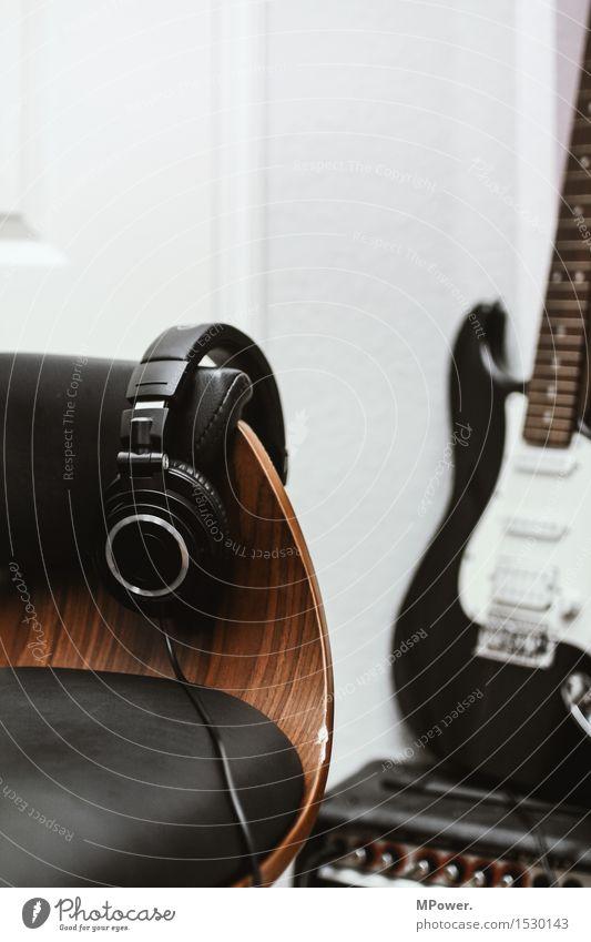tonprobe Headset Gitarre Verstärker Musikinstrument Kabel Technik & Technologie Unterhaltungselektronik erleben Konzentration träumen Kopfhörer Stuhl