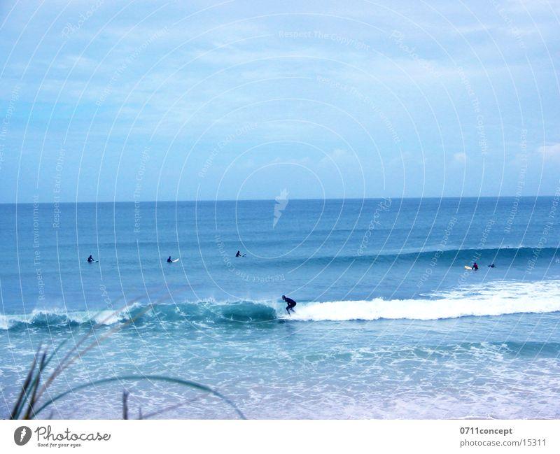 Secret Surf Spot Wasser Meer Strand Sport Wellen Surfen