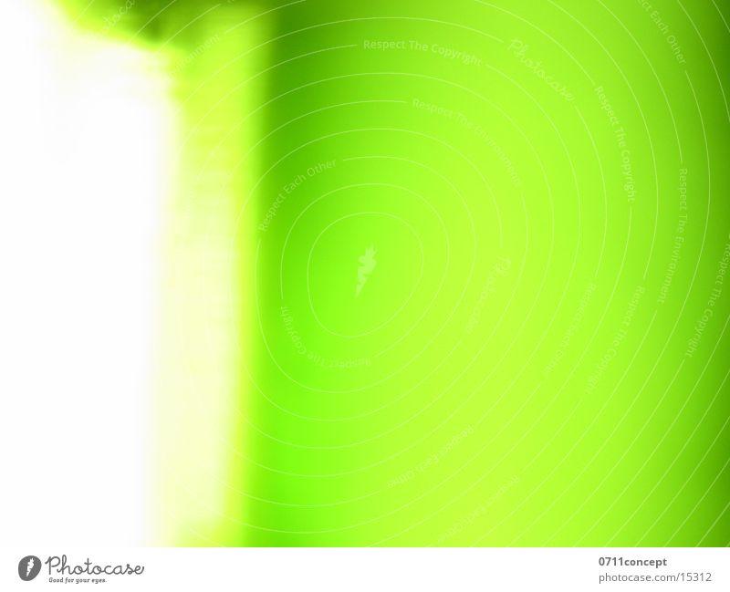 The day I left grün Stil hell Beleuchtung Glas Hintergrundbild grell