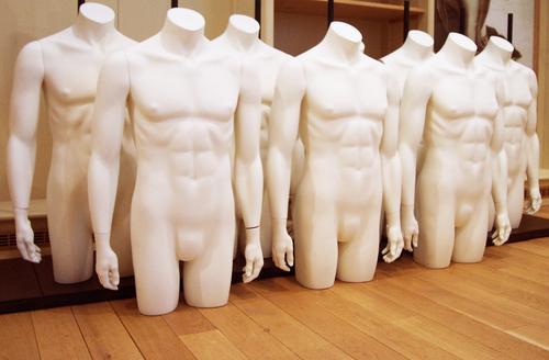Neue Männer brauch das Land Mann nackt maskulin mehrere Körper Design Stil stark Hode Anhäufung Hand Bauch Zusammensein Kraft Teamwork Matrix Zwilling