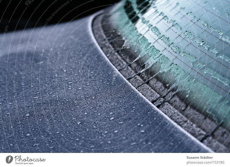 ohh it`s getting hot in there... Winter kalt Wärme Eis PKW Glas fahren gefroren frieren KFZ Heizkörper Heizung Lack Heckscheibe