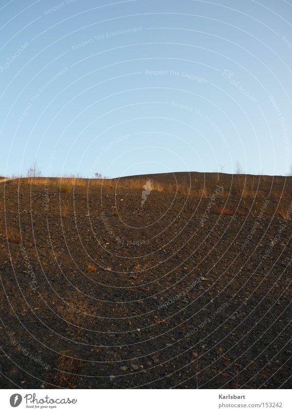 die hochzeit von himmel und hölle. ruhig Berge u. Gebirge wandern Umwelt Natur Landschaft Himmel Wolkenloser Himmel Horizont Sonnenaufgang Sonnenuntergang Hügel