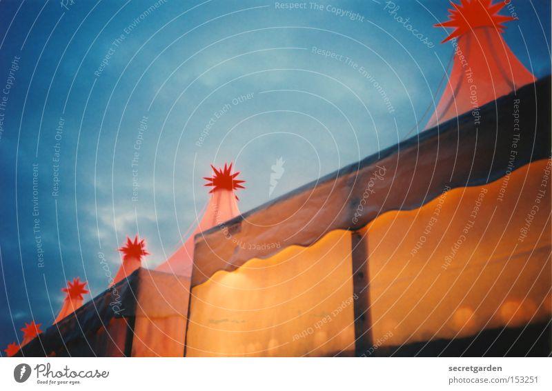 [HL 08] glühweinsterne Weihnachten & Advent blau rot Winter kalt Markt Wohnung Stern (Symbol) Jahrmarkt Symbole & Metaphern Camping Zelt glühen Illusion