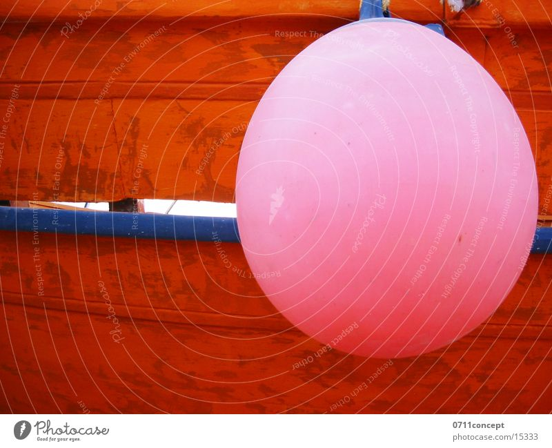 Fender Wasserfahrzeug Ball Luftballon Schutz Schifffahrt ankern Fischerboot
