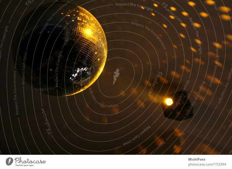 Spiegelkugel - Disko Kugel Party Musik Feste & Feiern Ball Disco Club Konzert Reaktionen u. Effekte Discokugel Himmelskörper & Weltall Lichteffekt
