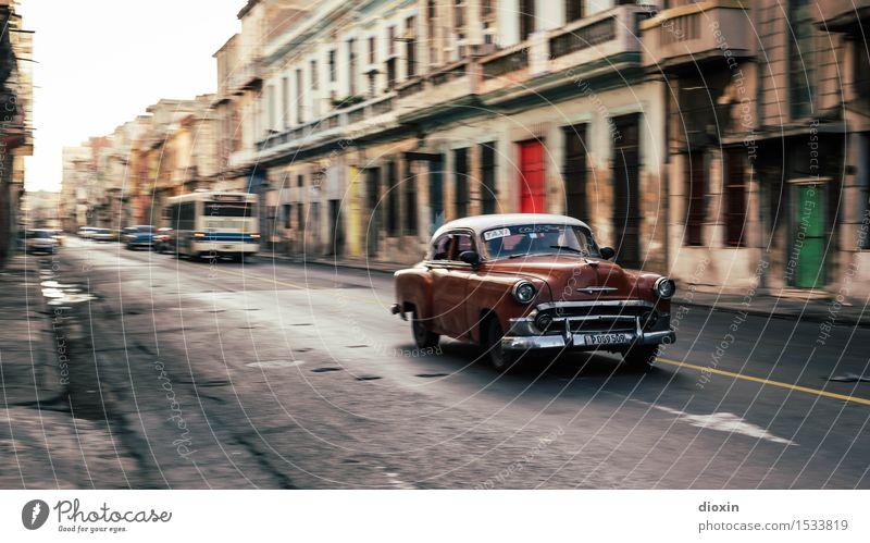 the streets of havana [pt.1] Ferien & Urlaub & Reisen Tourismus Ferne Städtereise Havanna Kuba Mittelamerika Südamerika Karibik Stadt Hauptstadt Hafenstadt