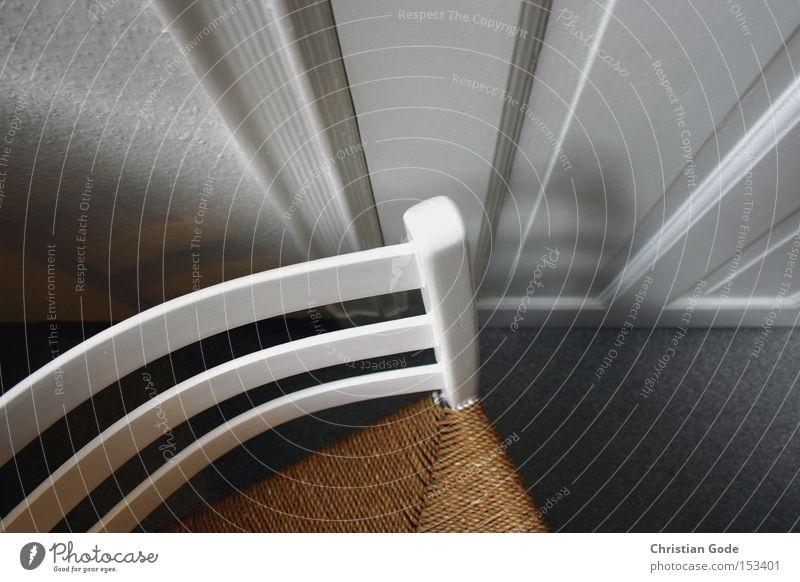 Stubenfliegenperspektive Holz Tür Küche Stuhl Bodenbelag Möbel Altbau