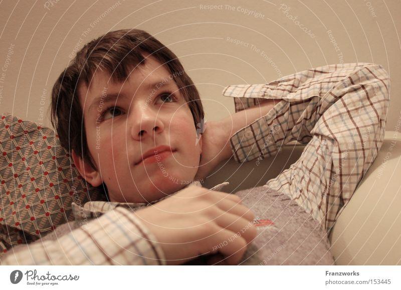 ...und was kommt dann? Jugendliche träumen Denken Zukunft Bildung Idee Gedanke Generation Phantasie Philosophie Pubertät