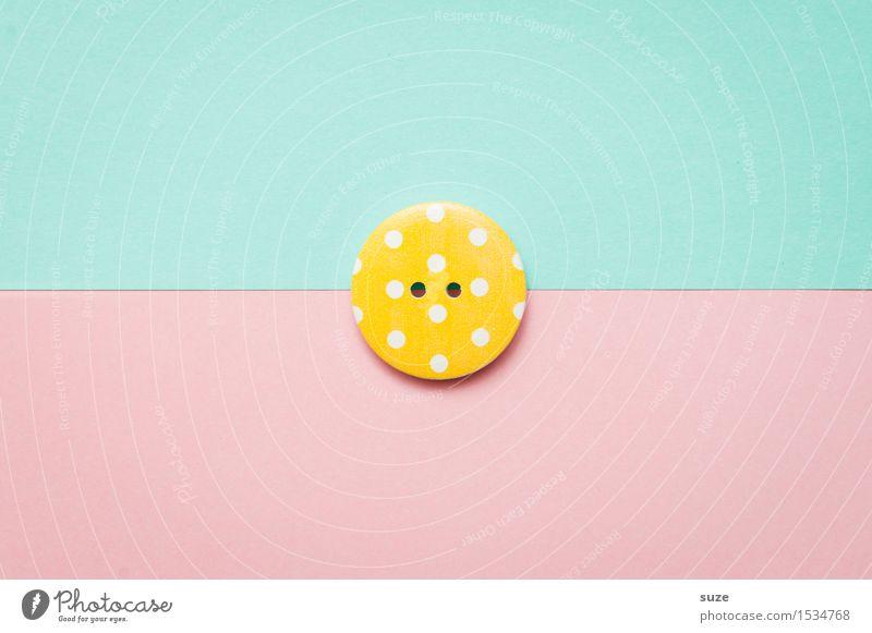 Der Knopf, der nichts hält Stil Design Freizeit & Hobby Basteln Geburtstag maskulin feminin Baby Papier Dekoration & Verzierung Kitsch Krimskrams einfach