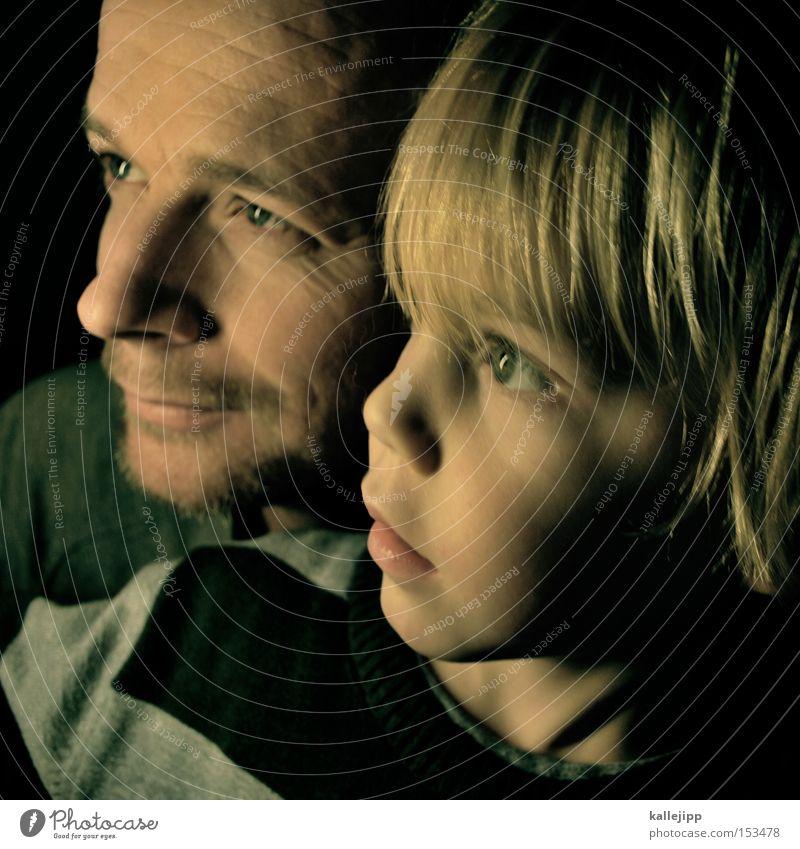 wunderlampe Kind Mann Eltern Liebe Junge Spielen Familie & Verwandtschaft Religion & Glaube Bildung Porträt Vater Kindheit Respekt Zusammenhalt Kindererziehung
