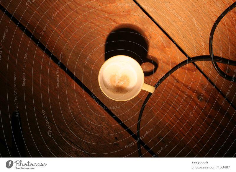 Herztasse Gefühle Holz Herz Getränk Kaffee Kitsch Tasse