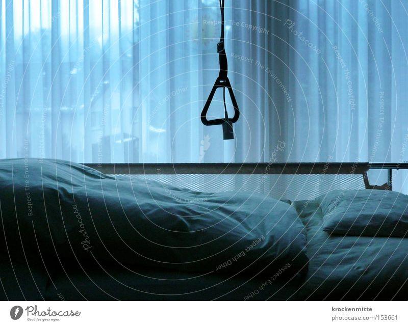 Endstation Traurigkeit Raum Gesundheit Trauer Bett liegen Krankheit Schmerz Liege Krankenhaus Verzweiflung ruhen Arbeit & Erwerbstätigkeit Dienst Pflegeheim