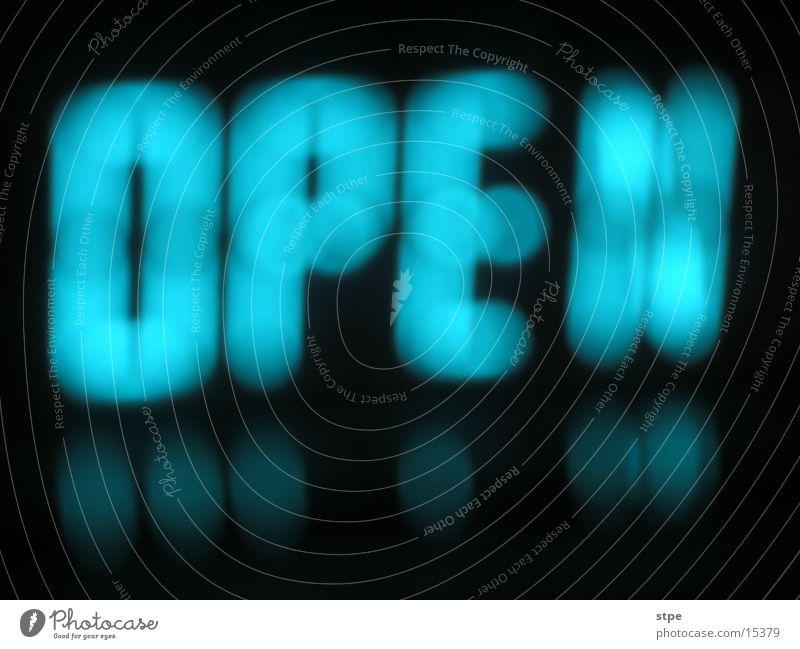 Digitalziffern Elektrisches Gerät Technik & Technologie Digitalfotografie Open Schriftzeichen Lampe