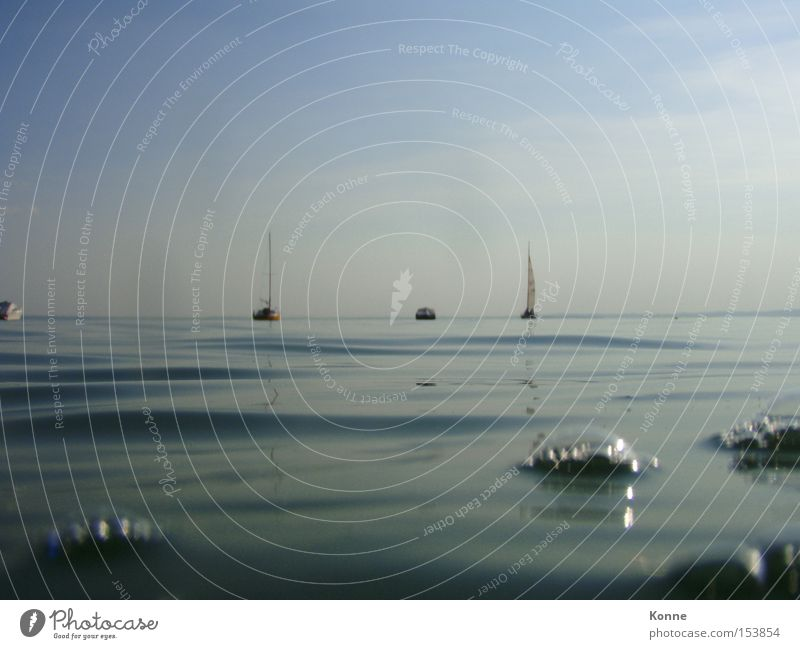 ichsaufgleichab Wasser See Wasserfahrzeug Wellen Italien Luftblase Segelschiff Gardasee