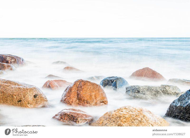 Ostsee Landschaft Einsamkeit Gefühle Zufriedenheit Wetter Wellen Heimweh