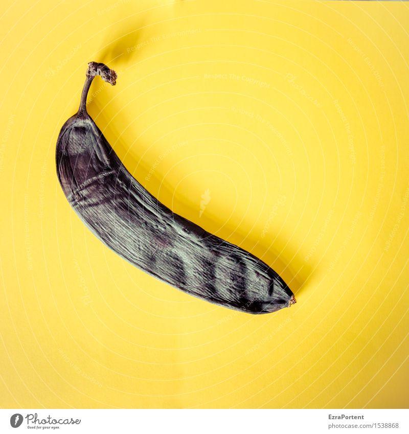 foodphotographyexercise. Lebensmittel Frucht Ernährung Bioprodukte Vegetarische Ernährung alt ästhetisch Ekel gelb schwarz Genusssucht Werbung Hintergrundbild