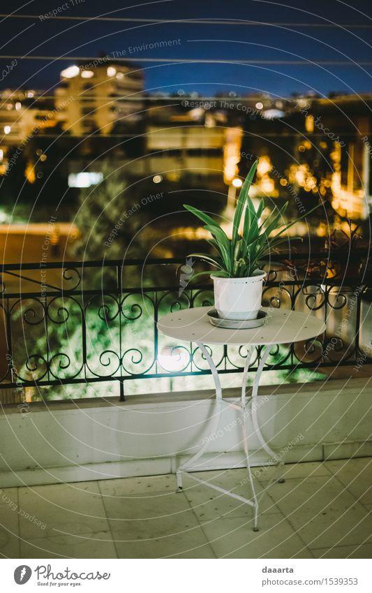 Nächte in Athen Lifestyle elegant Stil Design Freude Leben harmonisch Freizeit & Hobby Abenteuer Freiheit Sightseeing Sommer Häusliches Leben Wohnung