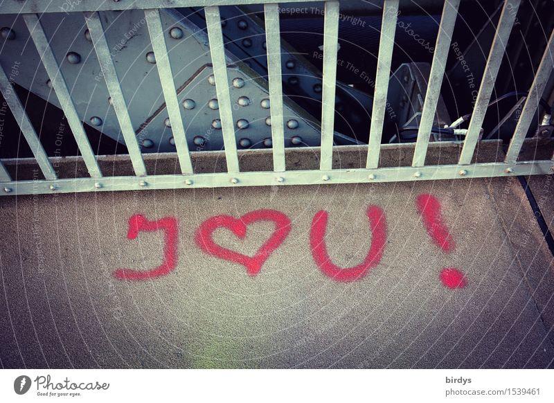 Fernwärme Stadt Wärme Leben Liebe Gefühle Graffiti Glück Zusammensein leuchten Schriftzeichen ästhetisch Kommunizieren Herz Lebensfreude Warmherzigkeit Zeichen