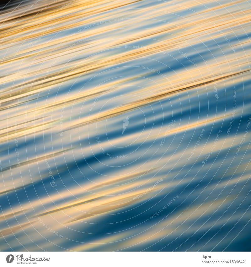 die Farbe und der Reflex Stil Design schön Dekoration & Verzierung Tapete Party Feste & Feiern Geburtstag Ornament Bewegung Flüssigkeit hell weich blau gelb